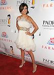 Eva Longoria at The Padres Contra El Cancer's 9th Annual El Sueno de Esperanza Gala held at The Palladium on September 10,2009                                                                   Copyright 2009 DVS / RockinExposures