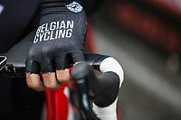 Belgian Cycling / Team Belgium<br /> <br /> Jasper Stuyven (BEL/Trek Segafredo) pre race<br /> <br /> 71th Halle Ingooigem 2018 (1.1)<br /> 1 Day Race: Halle > Ingooigem (197.7km)