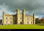 Leeds Castle, Maidstone, Kent, England, UK