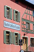 Gasthaus zur schönen Aussicht in  Kleinheubach am Main, Bayern, Deutschland