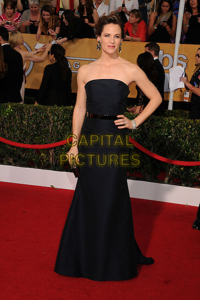 18 January 2014 - Los Angeles, California - Jennifer Garner. 20th Annual Screen Actors Guild Awards - Arrivals held at The Shrine Auditorium. Photo Credit: Byron Purvis/AdMedia<br /> CAP/ADM/BP<br /> ©Byron Purvis/AdMedia/Capital Pictures
