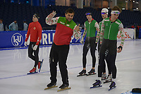 SPEEDSKATING: HEERENVEEN: IJsstadion Thialf, 13-12-2018, ISU World Cup training, ©photo Martin de Jong