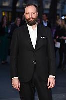 "director, Yorgos Lanthimos<br /> arriving for the London Film Festival 2017 screening of ""Killing of a Sacred Deer"" at Odeon Leicester Square, London<br /> <br /> <br /> ©Ash Knotek  D3332  12/10/2017"