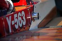 "Detail: Y-563 ""Lobster Boat""  (1 Litre MOD hydroplane(s)"