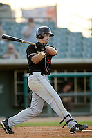 May 31 2009: Jeffrey Cunningham of the Modesto Nuts during game against the Lancaster JetHawks at Clear Channel Stadium in Lancaster,CA.  Photo by Larry Goren/Four Seam Images
