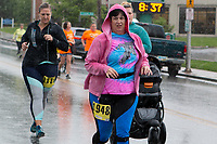 2018 Rails to Trails 5K Walk/Run and Kids Fun Run. At the Old Train Depot, Barnesville, OH on May 19, 2018