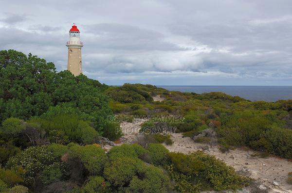 Cape Borda Lighthouse, Kangaroo Island, Flinders Chase National Park, Australia