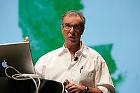 Montreal (Qc) CANADA - May  2010- Zachary Richard talk about gulfaidacadia.org