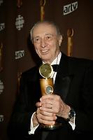 Montreal (Qc) CANADA - March 29 2009 - Jutras award (for Quebec Cinema) : Fernand Dansereau - Jutra Hommage (lifetime tribute)