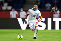 Dimitri Payet (OM) <br /> 13/09/2020<br /> Paris Saint Germain PSG vs Olympique Marseille OM <br /> Calcio Ligue 1 2020/2021  <br /> Foto JB Autissier Panoramic/insidefoto <br /> ITALY ONLY