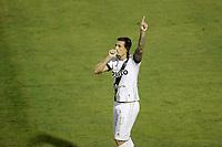 Campinas (SP), 14/08/2020 - Ponte Preta - Vitória-BA - Matheus Peixoto comemora gol da Ponte Preta. Partida entre Ponte Preta e Vitória-BA pelo Campeonato Brasileiro 2020 da serie B, nesta sexta-feira (14), no Estádio Moisés Lucarelli, em Campinas (SP).