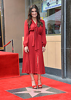 LOS ANGELES, CA. November 19, 2019: Idina Menzel at the Hollywood Walk of Fame Star Ceremony honoring Kristen Bell & Idina Menzel.<br /> Pictures: Paul Smith/Featureflash