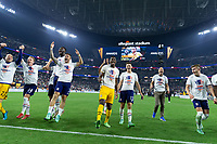 LAS VEGAS, NV - AUGUST 1: USMNT during a game between Mexico and USMNT at Allegiant Stadium on August 1, 2021 in Las Vegas, Nevada.