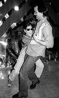 1978 FILE PHOTO<br /> New York City<br /> Gilda Radner Bill Murray at Studio 54<br /> Photo by Adam Scull-PHOTOlink.net