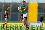 Colin McGillycuddy, Mid Kerry during the Kerry County Senior Football Championship Semi-Final match between Mid Kerry and Dr Crokes at Austin Stack Park in Tralee, Kerry.