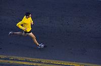 Running in full stride