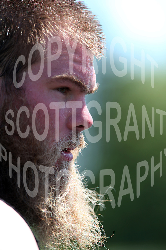 Jon Gott Ottawa RedBlacks 2014. Photo Scott Grant