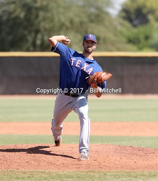 Greyson Lambert - 2017 AIL Rangers (Bill Mitchell)