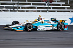 Verizon IndyCar Series driver Gabby Chaves (88) in action during the RainGuard 600 race at Texas Motor Speedway in Fort Worth,Texas.