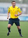 Referee Ryan Milne.
