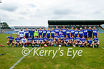 The St. Brendans team before the County Senior hurling Semi-Final between St. Brendans and Causeway at Austin Stack park on Sunday.