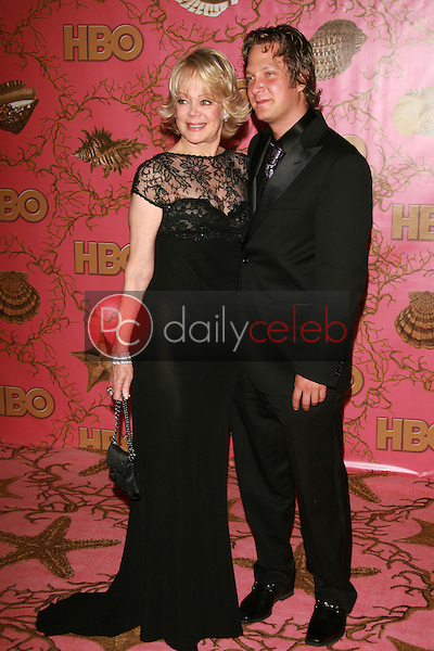 Candy Spelling and Randy Spelling<br />at the 2006 HBO Emmy After Party. Pacific Design Center, West Hollywood, CA. 08-27-06<br />Dave Edwards/DailyCeleb.com 818-249-4998