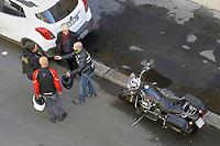 - Milano, via Brioschi, motociclisti<br /> <br /> - Milan, Brioschi street, motorcyclists