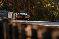 #66 JMW Motorsport Ferrari 488 GTE EVO LMGTE Am, Thomas Neubauer, Rodrigo Sales, Jody Fannin, 24 Hours of Le Mans , Test Day, Circuit des 24 Heures, Le Mans, Pays da Loire, France
