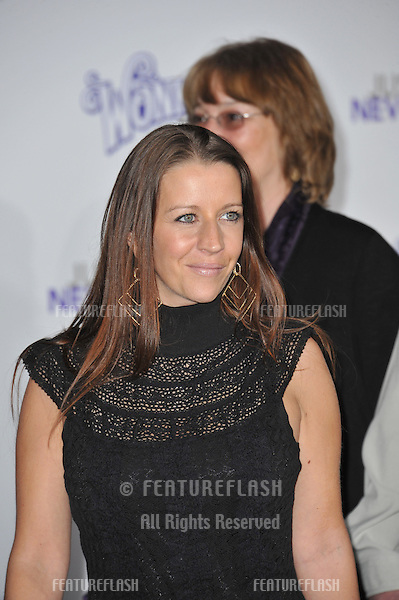 """Pattie Mallette - mother of Justin Bieber - at the Los Angeles premiere of """"Justin Bieber: Never Say Never"""" at the Nokia Theatre LA Live..February 8, 2011  Los Angeles, CA.Picture: Paul Smith / Featureflash"""