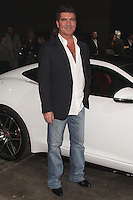 PLAYA VISTA, CA - NOVEMBER 19: Simon Cowell at the 2015 Jaguar F-TYPE Coupe Global Debut held at Raleigh Studios on November 19, 2013 in Playa Vista, California. (Photo by Xavier Collin/Celebrity Monitor)