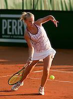 13-8-09, Den Bosch,Nationale Tennis Kampioenschappen, Kwartfinale, Richel Hogenkamp