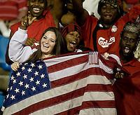 2010 FIFA World Cup qualifying.U.S. Men vs. Trinidad & Tobago.Hasely Crawford Stadium.Port of Spain, Trinidad.October 14, 2008.Trinidad and Tobago 2, USA 1