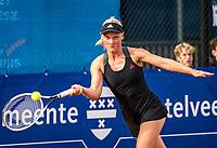 Amstelveen, Netherlands, 7 Juli, 2021, National Tennis Center, NTC, Amstelveen Womans Open,  Suzan Lamens (NED)<br /> Photo: Henk Koster/tennisimages.com