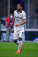 Milan, Italy - september 25 2021 - Serie A match F.C. Internazionale - Atalanta BC San Siro stadium - palomino josè atalanta bc