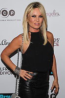 LOS ANGELES, CA, USA - NOVEMBER 18: Tamra Judge arrives at the Los Angeles Premiere Of Bravo's 'Girlfriends' Guide to Divorce' held at the Ace Hotel on November 18, 2014 in Los Angeles, California, United States. (Photo by Celebrity Monitor)