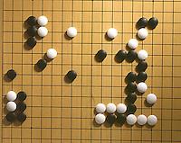Go game board<br />