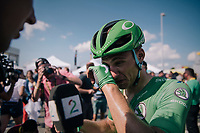 Marcel Kittel (DEU/Katusha-Alpecin) post-race<br /> <br /> Stage 2: Mouilleron-Saint-Germain > La Roche-sur-Yon (183km)<br /> <br /> Le Grand Départ 2018<br /> 105th Tour de France 2018<br /> ©kramon