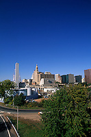 Hartford Connecticut CT city skyline Capital City.