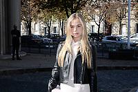 Lady Amelia WINDSOR - Show MIU MIU Paris Fashion Week Womenswear Sring/Summer 2018 - 03/10/2017 - France