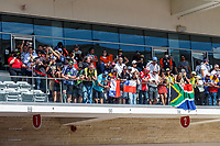 3rd October 2021; Austin, Texas, USA; VIP crowd celebrate after the MotoGP Red Bull Grand Prix of the Americas held October 3, 2021 at the Circuit of the Americas in Austin, TX.