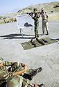Irak 2002 Au camp des forces spéciales a Salahaddin,entrainement militaire   Iraq 2002 Special forces in Salahaddin,the military training