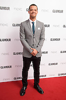 Raleigh Ritchie<br /> arrives for the Glamour Women of the Year Awards 2016, Berkley Square, London.<br /> <br /> <br /> ©Ash Knotek  D3130  07/06/2016
