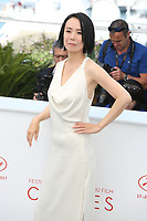 DIRECTOR NAOMI KAWASE - PHOTOCALL OF THE FILM 'RADIANCE' AT THE 70TH FESTIVAL OF CANNES 2017