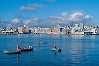 Spanien, Galicien, La Coruña,  Hafen