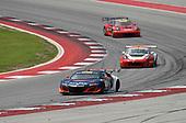 Pirelli World Challenge<br /> Grand Prix of Texas<br /> Circuit of The Americas, Austin, TX USA<br /> Sunday 3 September 2017<br /> Peter Kox/ Mark Wilkins<br /> World Copyright: Richard Dole/LAT Images<br /> ref: Digital Image RD_COTA_PWC_17278