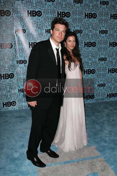 Jason Bateman and Amanda Anka<br />