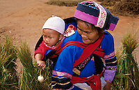 Asia-CHINA-ethnic-minority-people. Gallery with photos of