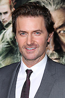 """HOLLYWOOD, CA - DECEMBER 02: Richard Armitage arriving at the Los Angeles Premiere Of Warner Bros' """"The Hobbit: The Desolation Of Smaug"""" held at Dolby Theatre on December 2, 2013 in Hollywood, California. (Photo by Xavier Collin/Celebrity Monitor)"""