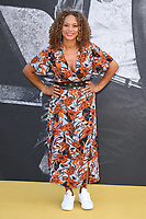 "Angela Giffin<br /> arriving for the premiere of ""Yardie"" at the BFI South Bank, London<br /> <br /> ©Ash Knotek  D3422  21/08/2018"