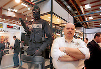 - EXA (Expo Armi), small arms and light weapons exhibition at Brescia fair, police equipments....- EXA (Expo Armi), salone delle armi leggere alla fiera di Brescia, equipaggiamenti per polizia